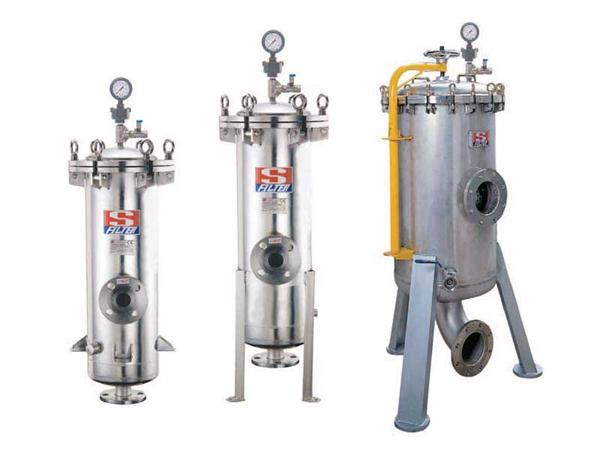 耐高压不锈钢精密化学大游集团官方网站过滤器-不含防腐泵