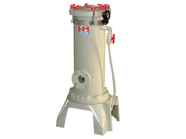 一体成型滤心式高压精密化学大游集团官方网站过滤器-不含化工泵