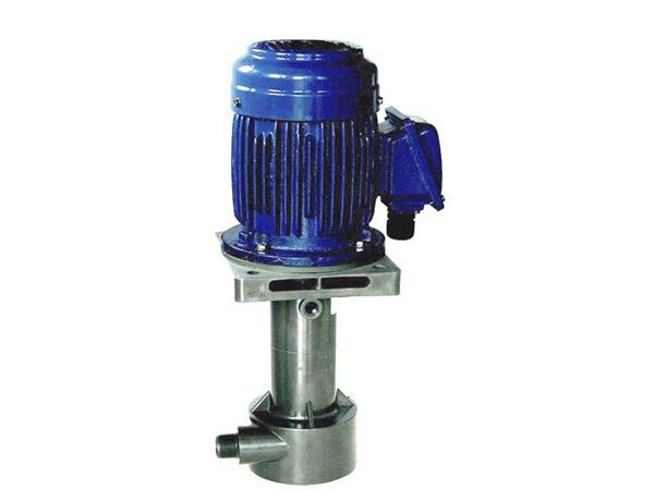 槽内式塑料立式泵-耐酸碱腐蚀的化工泵