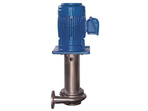 无气泡槽内式不锈钢立式泵-耐酸碱腐蚀化工泵