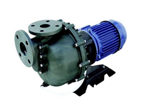 流量增大型机械轴封泵-耐酸碱腐蚀防腐泵