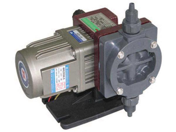 电动隔膜微量计量注射泵